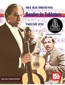 Mangoré Agustin Barrios - Barrios In Tablature - Partition - di-arezzo.co.uk