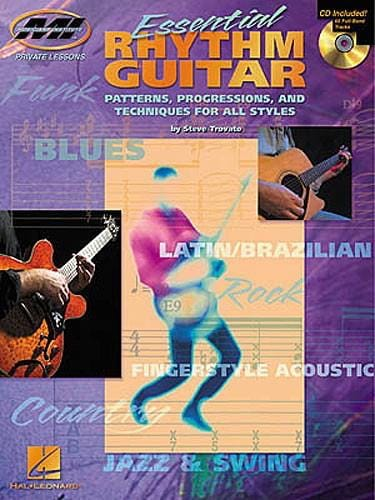 Essential Rhythm Guitar - Funk Blues / Latin / Brazilian - laflutedepan.com