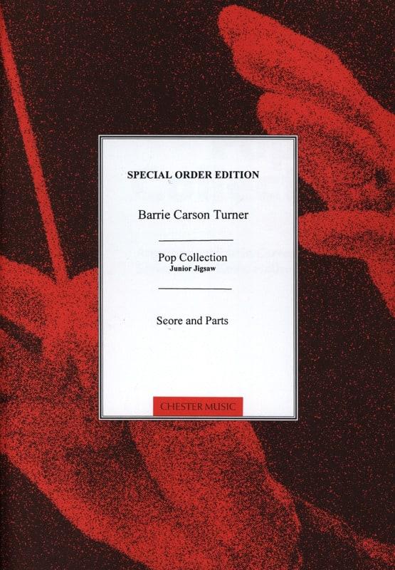 Junior Jigsaw Pop Collection - Partition - laflutedepan.com