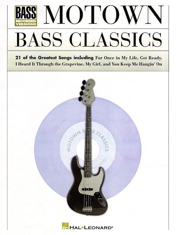 Motown Bass Classics - Partition - Guitare - laflutedepan.com