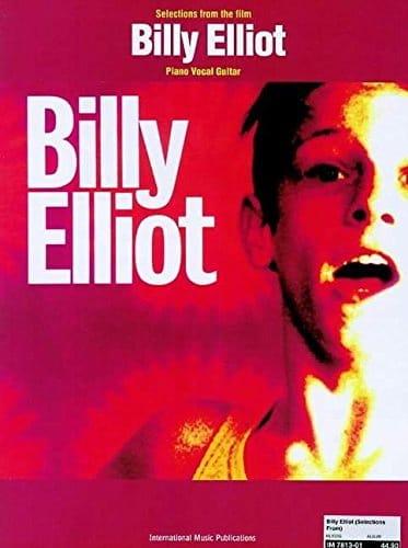 Billy Elliot - Musique du Film - Partition - laflutedepan.com
