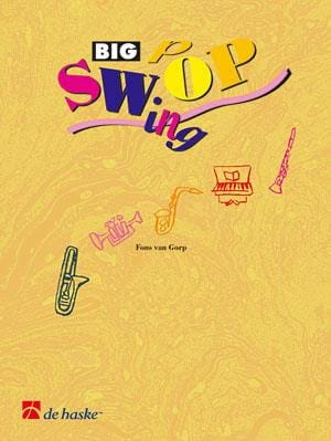 Big Swop Book 4 - Partition - Saxophone - laflutedepan.com