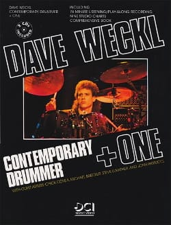 Dave Weckl - Contemporary drummer one with 2 CDs - Partition - di-arezzo.co.uk