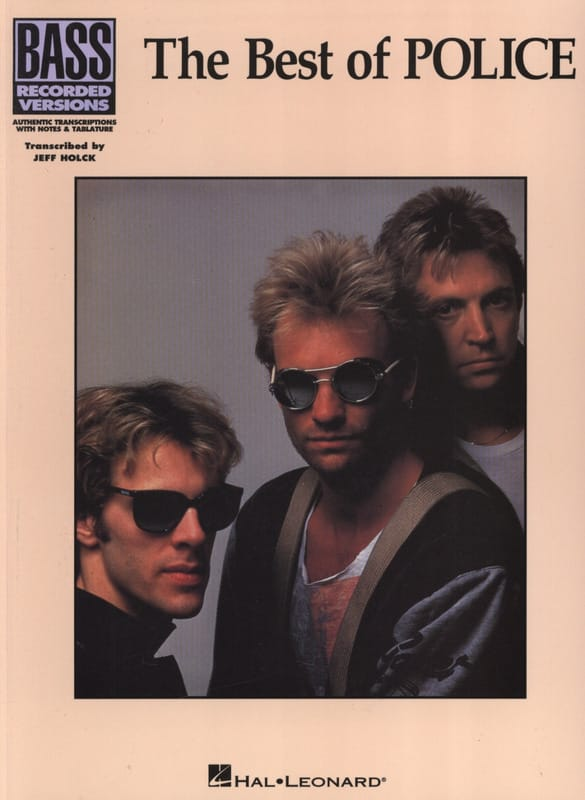 The Police - The Best Of Police - Partition - di-arezzo.com