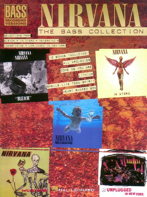 Nirvana - The Bass Collection - Partition - di-arezzo.co.uk