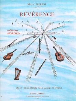 Michel Mériot - Reverence - Partition - di-arezzo.com