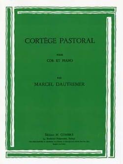 Cortège Pastoral - Marcel Dautremer - Partition - laflutedepan.com
