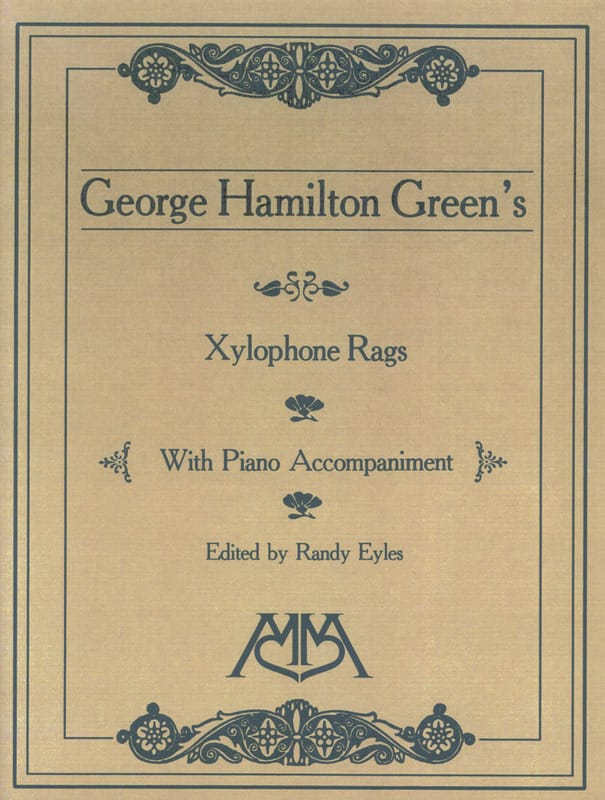 George Hamilton Green - Xylophone Rags - Partition - di-arezzo.co.uk