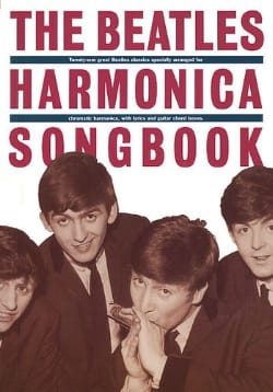 The Beatles Harmonica Songbook - BEATLES - laflutedepan.com