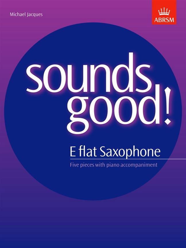 Sounds Good - Michael Jacques - Partition - laflutedepan.com