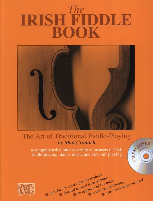 The Irish Fiddle Book - The Art Of Traditional Fiddle-Playing - laflutedepan.com