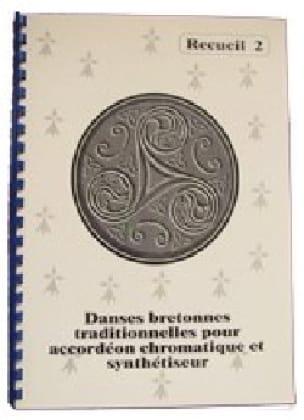 Danses Bretonnes Traditionnelles Volume 2 - laflutedepan.com