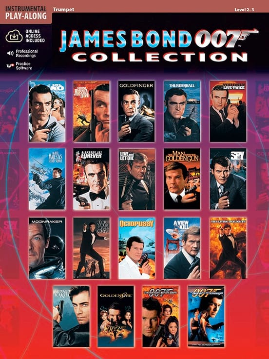 - James Bond 007 Collection - Partition - di-arezzo.com