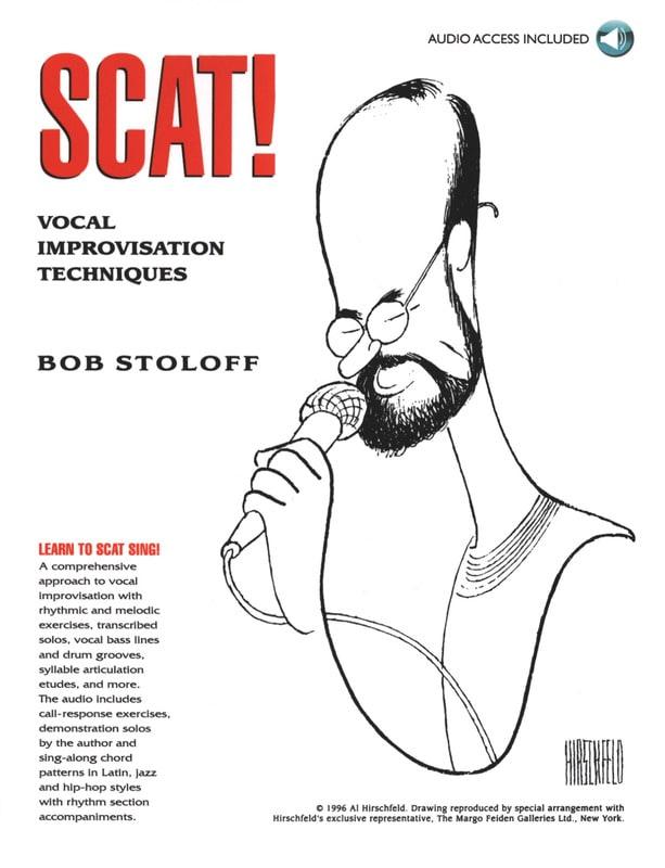 Bob Stoloff - Scat! Técnicas de improvisación vocal - Partition - di-arezzo.es