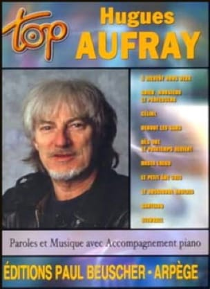 Top Hugues Aufray - Hugues Aufray - Partition - laflutedepan.com