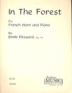 In The Forest Opus 130 - Emile Pessard - Partition - laflutedepan.com
