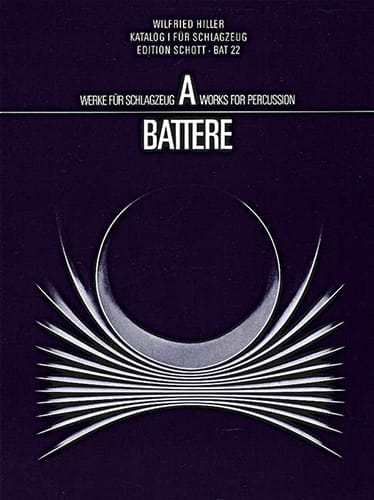 Katalog 1 - Wilfried Hiller - Partition - laflutedepan.com