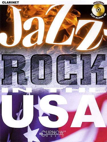 Jazz Rock In The USA - Partition - Clarinette - laflutedepan.com