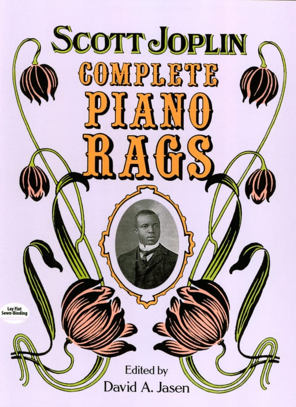 Scott Joplin - Complete Piano Rags - Partition - di-arezzo.co.uk