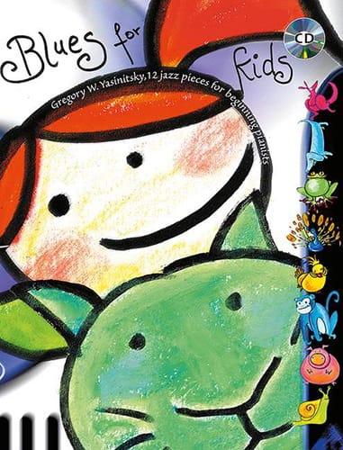 Blues For Kids - Gregory W. Yasinitsky - Partition - laflutedepan.com
