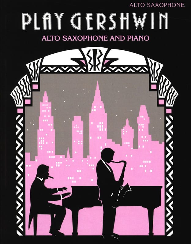 George Gershwin - Juega Gershwin - Partition - di-arezzo.es