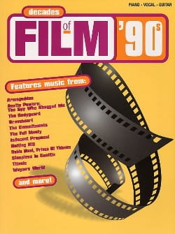 Decades Of Film 90's - Partition - laflutedepan.com
