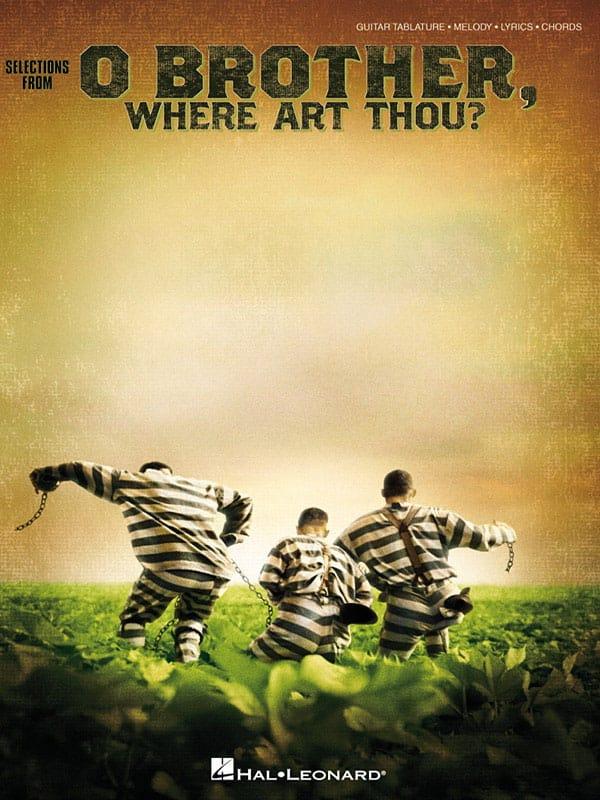 O Brother, Where Art Thou? - Partition - laflutedepan.com