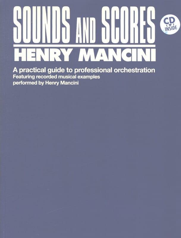 Henry Mancini - Sounds And Scores - Livre - di-arezzo.com