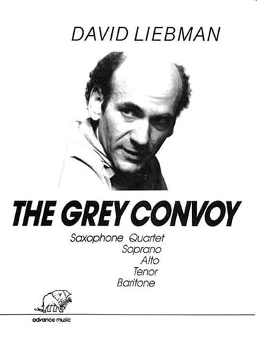David Liebman - The Gray Convoy - Partition - di-arezzo.co.uk