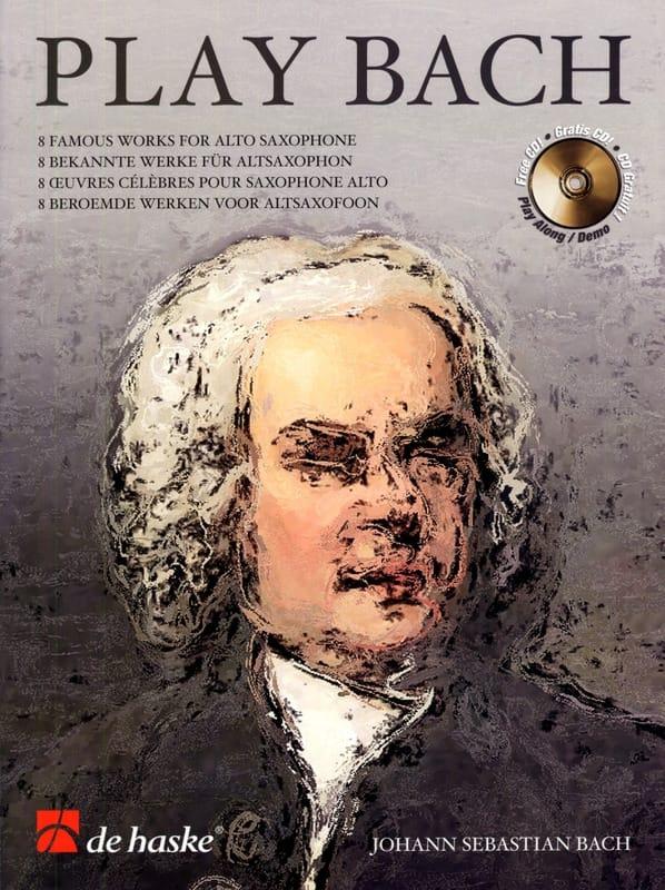 BACH - Play Bach - Partition - di-arezzo.com