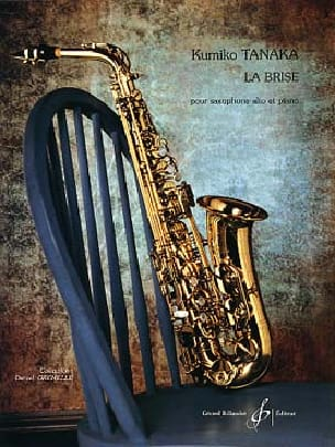 La Brise - Kumiko Tanaka - Partition - Saxophone - laflutedepan.com