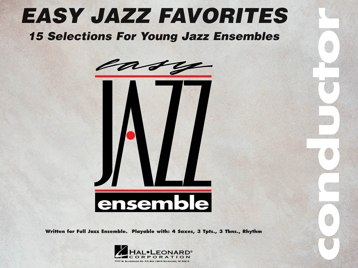 - Easy Jazz Favoriten - Treiber - Partition - di-arezzo.de