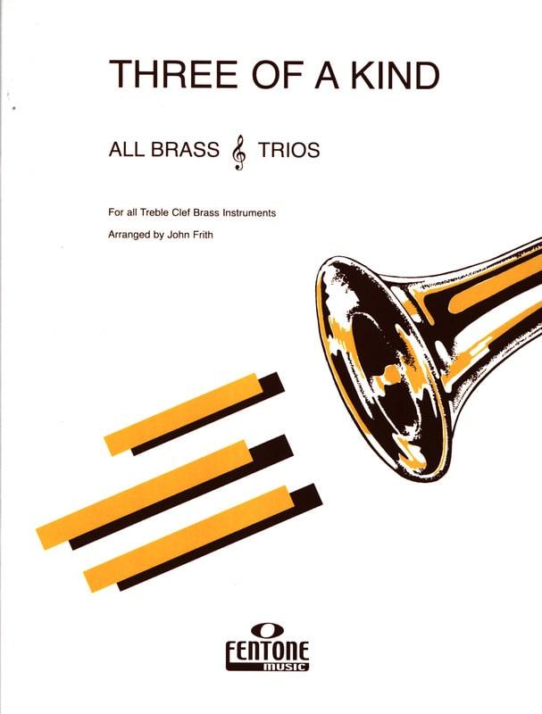 Three Of A Kind - Partition - Trompette - laflutedepan.com