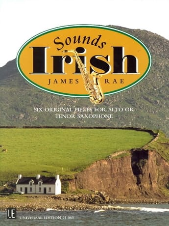 James Rae - Sounds Irish - Partition - di-arezzo.com