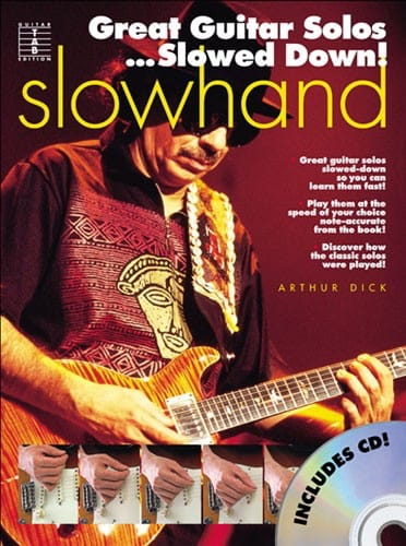 - Slowhand - Partition - di-arezzo.co.uk