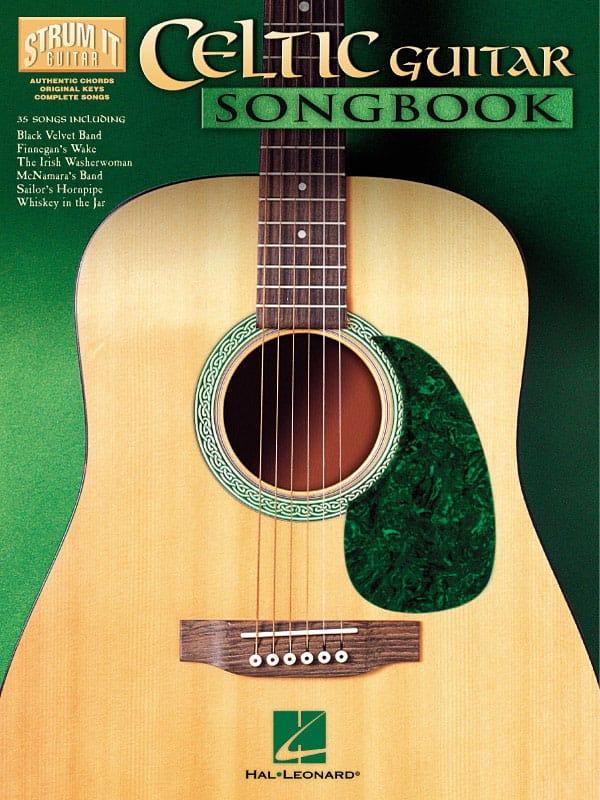 Celtic Guitare Songbook - Partition - Guitare - laflutedepan.com