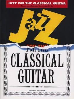 Jazz For The Classical Guitar - Partition - laflutedepan.com