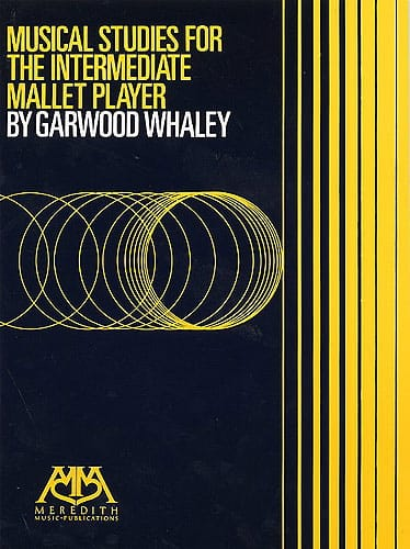 Garwood Whaley - Musical Studies For The Intermediate Mallet Player - Partition - di-arezzo.com