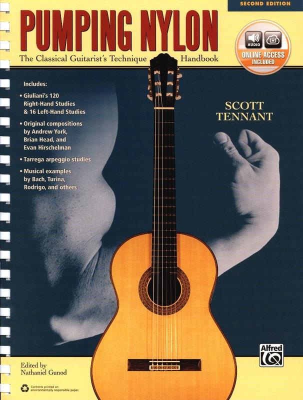 Pumping Nylon - 2nd edition - Scott Tennant - laflutedepan.com