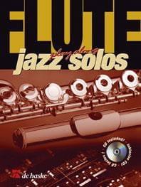 Flute Jazz Solos Playalong - Allen Vizzutti - laflutedepan.com
