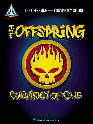 The Offspring - Conspiracy Of One - Partition - di-arezzo.co.uk