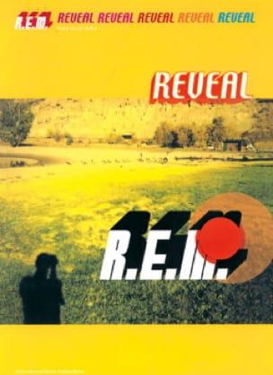 Reveal - R.E.M. - Partition - Pop / Rock - laflutedepan.com