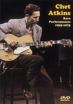 DVD - Rare Performances 1955-1975 - Chet Atkins - laflutedepan.com