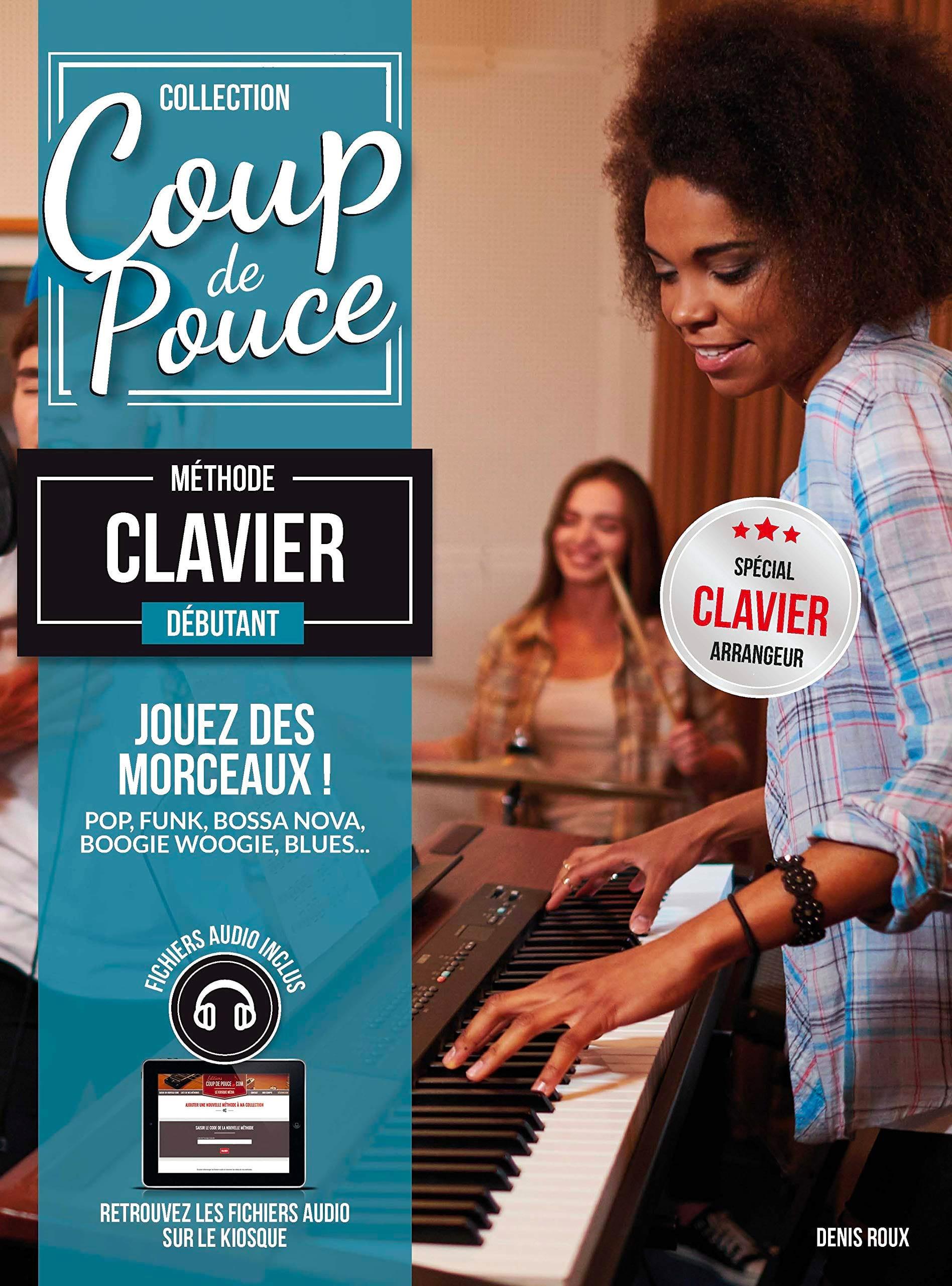 COUP DE POUCE - Méthode Clavier Débutant - Partition - di-arezzo.ch