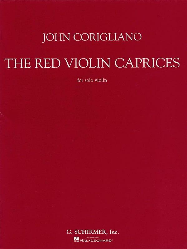 The Red Violin Caprices For Solo Violon - laflutedepan.com