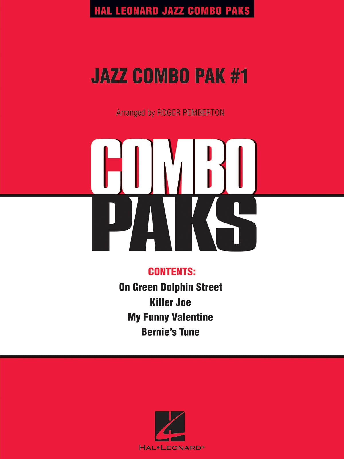 - Jazz Combo Pak - Partition - di-arezzo.de