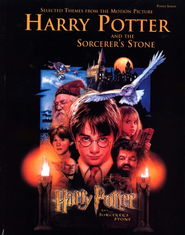 John Williams - Harry Potter à l' Ecole des Sorciers - Partition - di-arezzo.fr