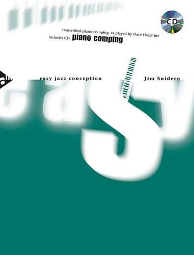 Jim Snidero - Easy jazz design - 15 solo studies - Partition - di-arezzo.co.uk