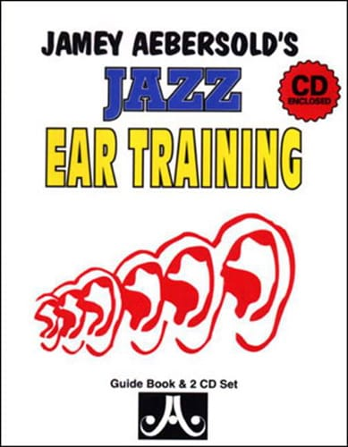 Jazz Ear Training - METHODE AEBERSOLD - Partition - laflutedepan.com