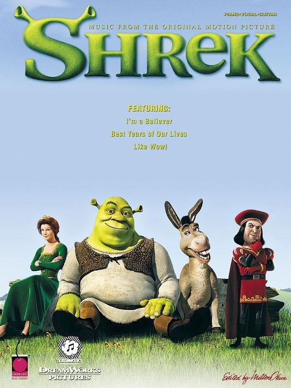 - Shrek - Movie Music - Partition - di-arezzo.com